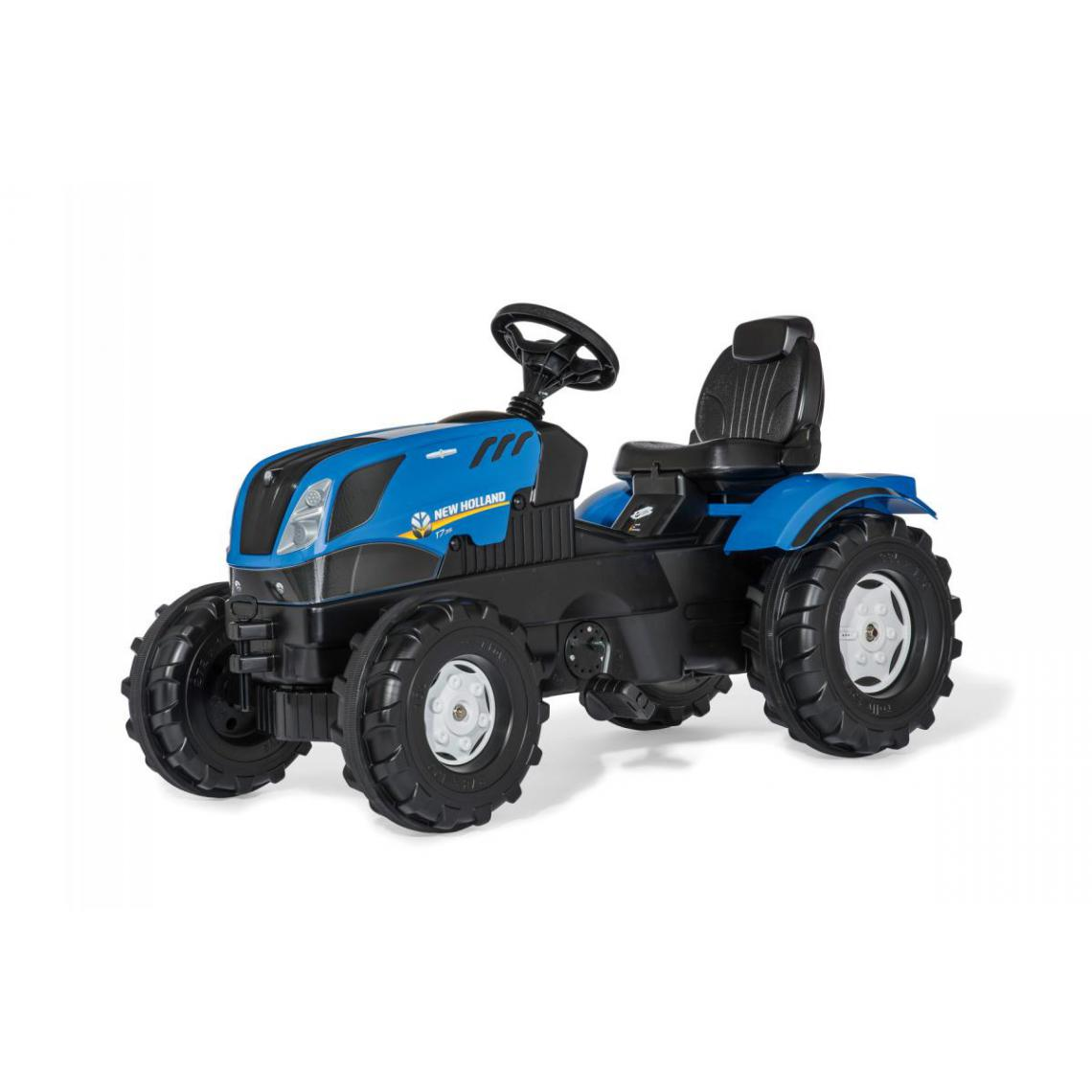 Rolly Toys Rolly Toys Tracteur a Pedales rollyFarmtrac New Holland