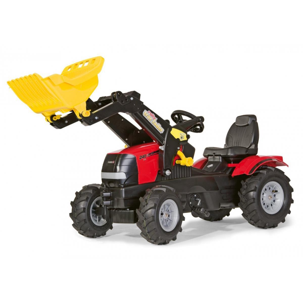 Rolly Toys Rolly Toys Tracteur a pédales rollyFarmtrac Puma CVX 240