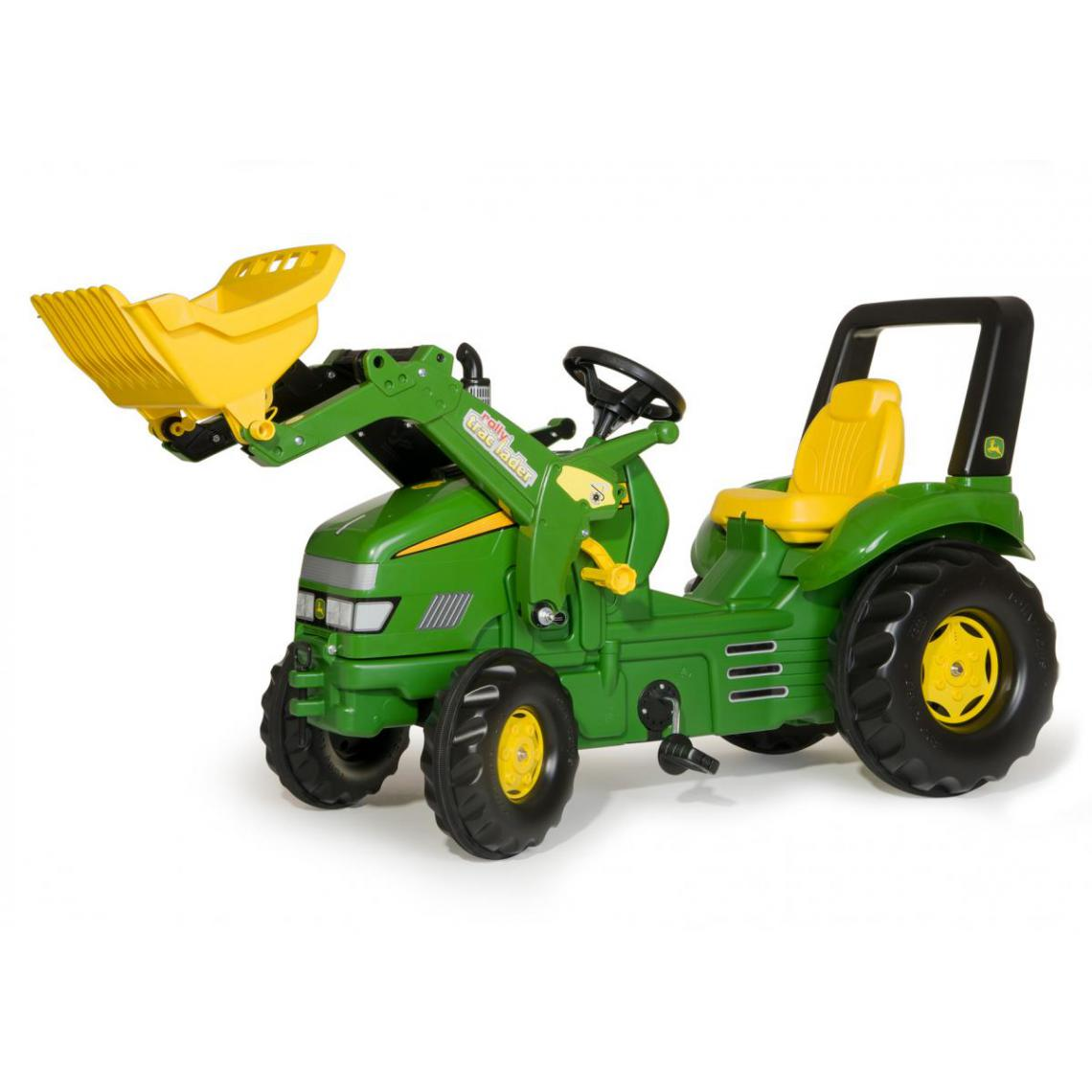 Rolly Toys Rolly Toys Tracteur a pédales rollyX-Trac John Deer