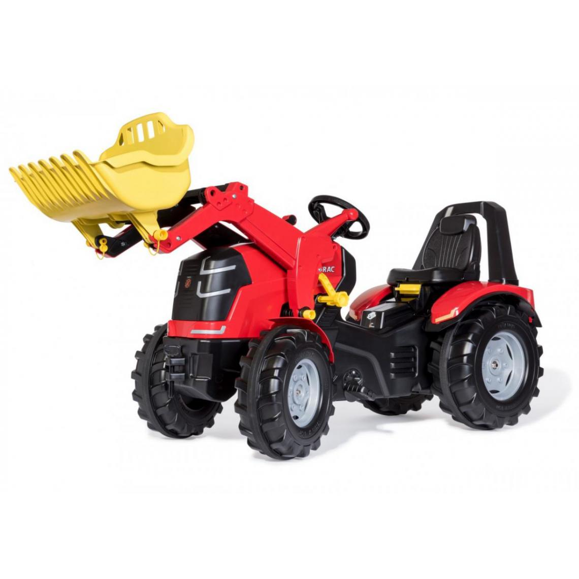 Rolly Toys Rolly Toys Tracteur a pédales rollyX-Trac Premium