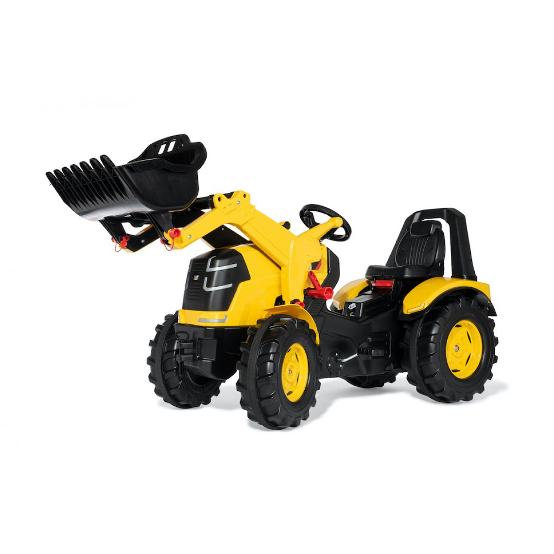 Rolly Toys Rolly Toys Tracteur a pédales rollyX-Trac Premium CAT