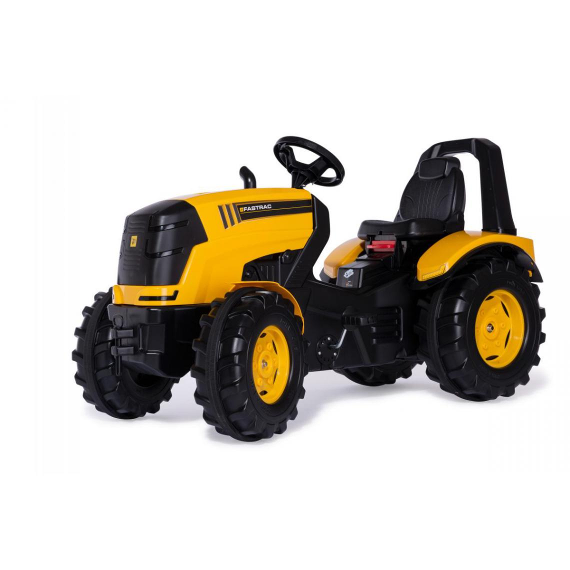 Rolly Toys Rolly Toys Tracteur a pédales rollyX-Trac Premium JCB