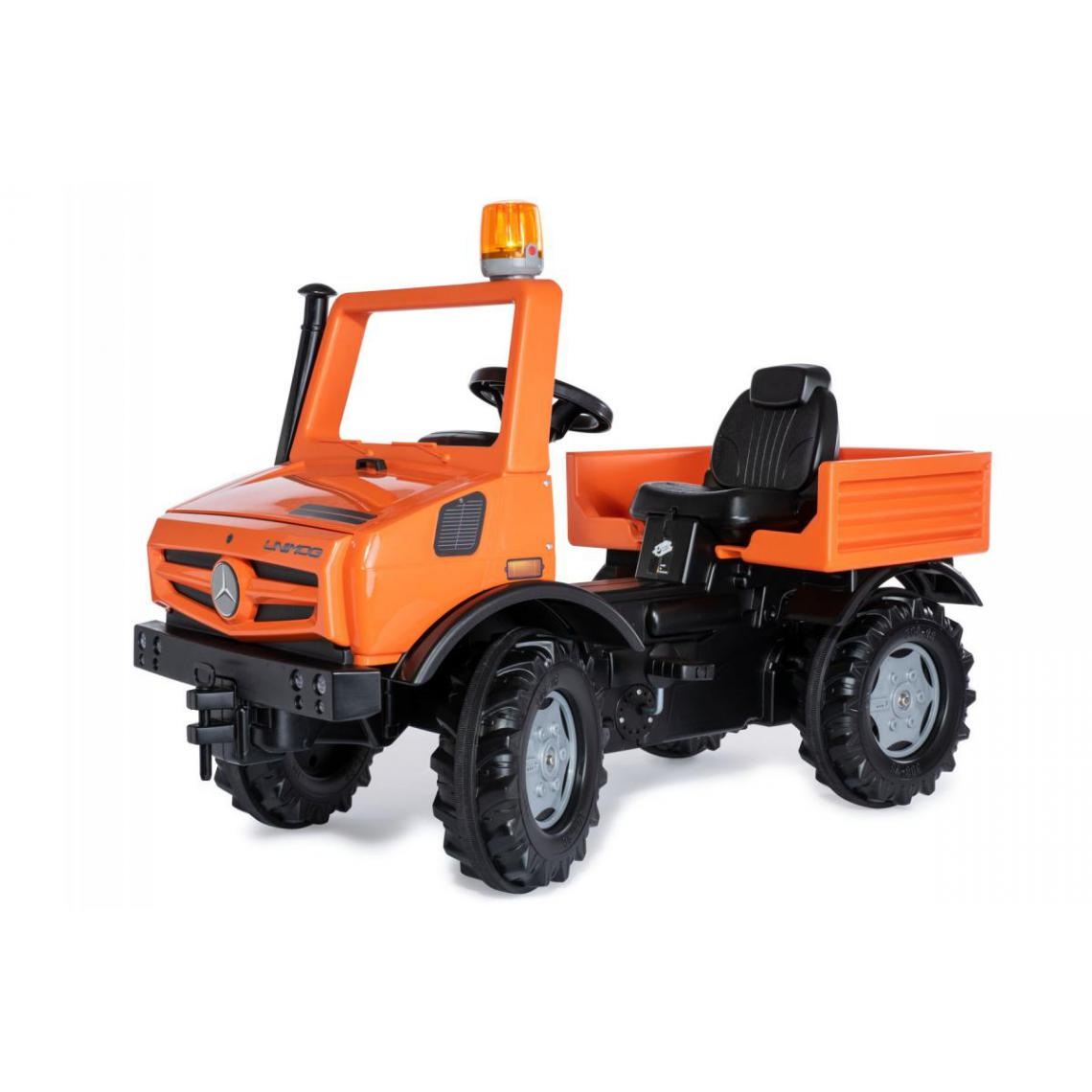 Rolly Toys Rolly Toys Tracteur a pédales service rollyUnimog