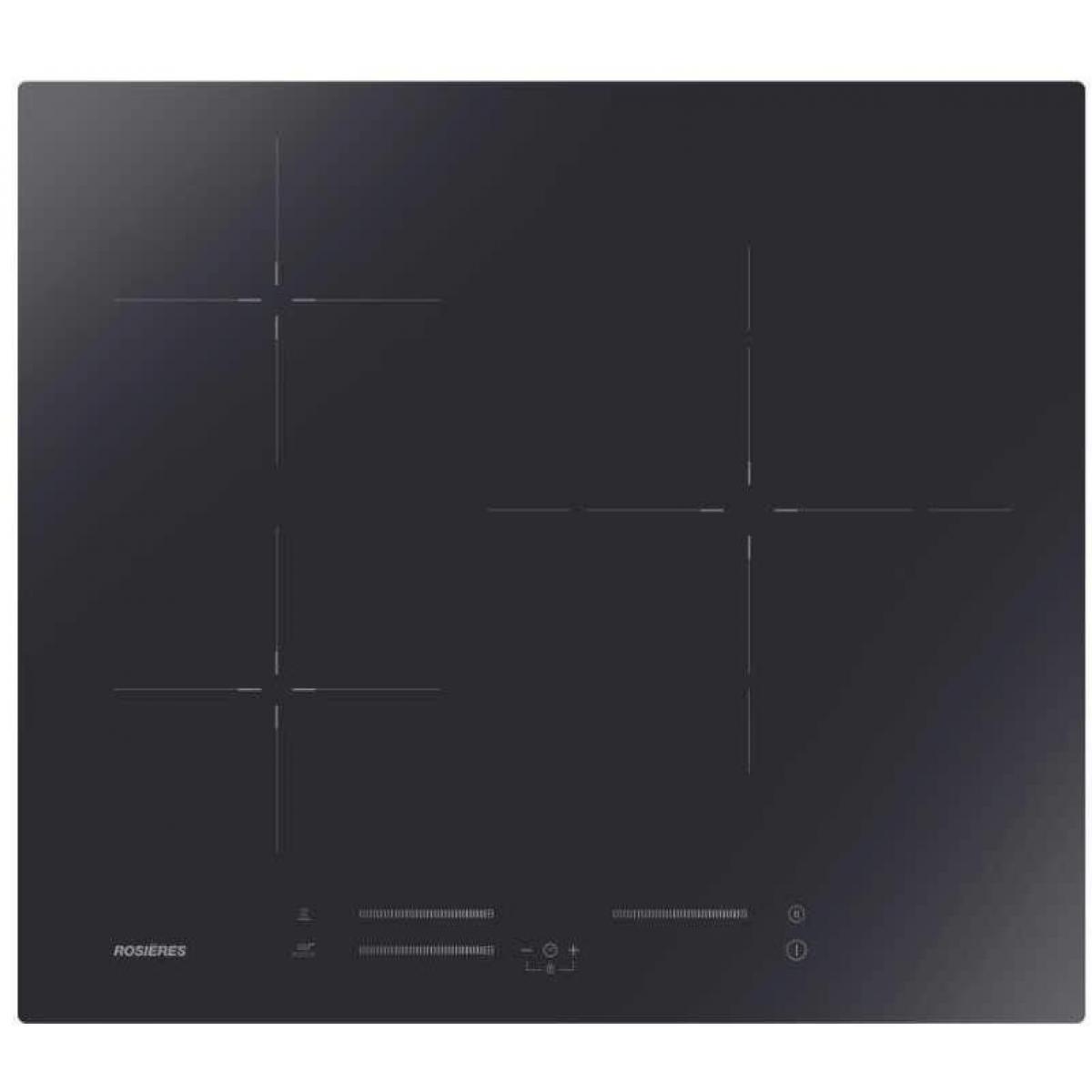 Rosieres Plaque induction ROSIèRES 7100W 59cm, RCM 633 IS