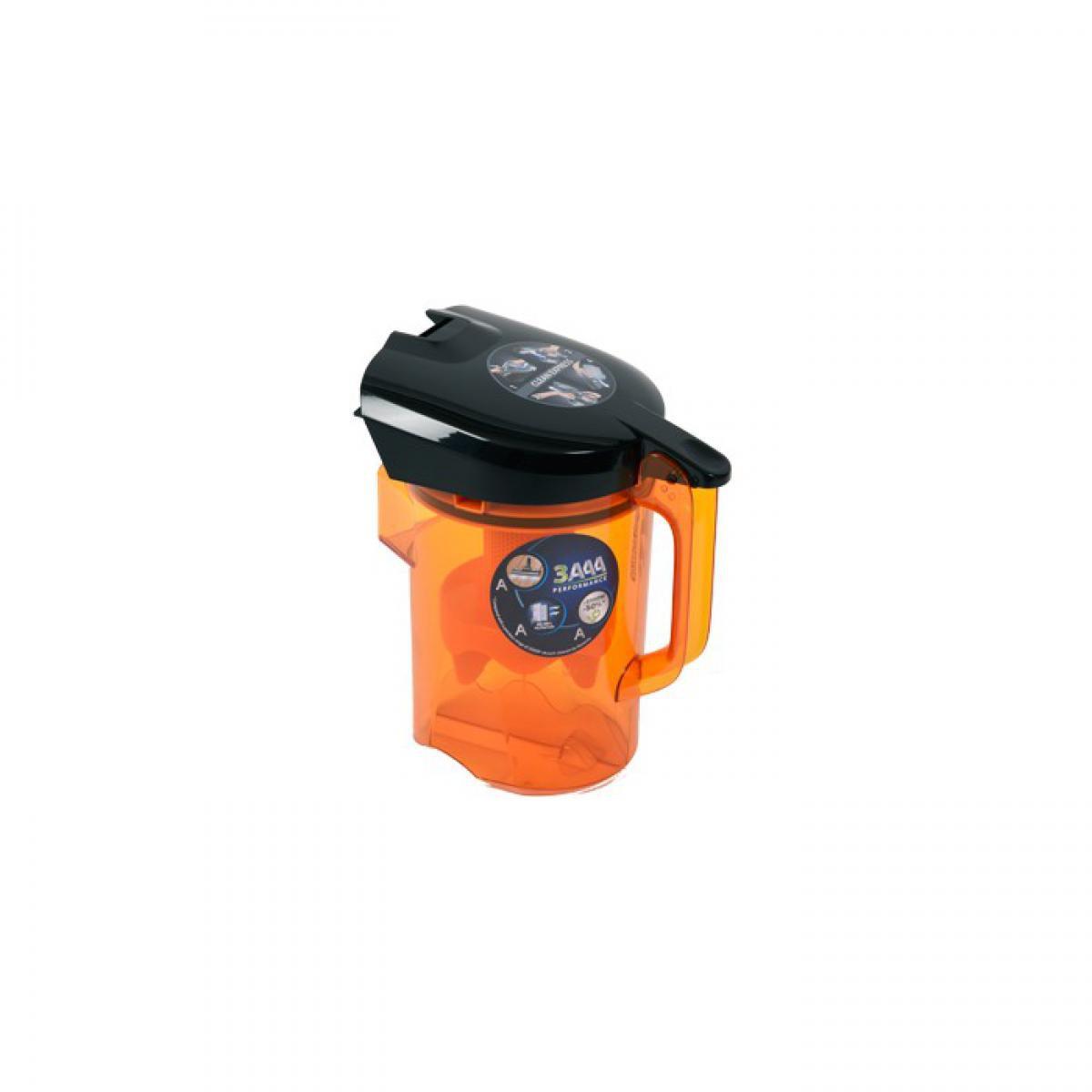 Rowenta Bac à poussière orange pour aspirateur compact power cyclonic rowenta