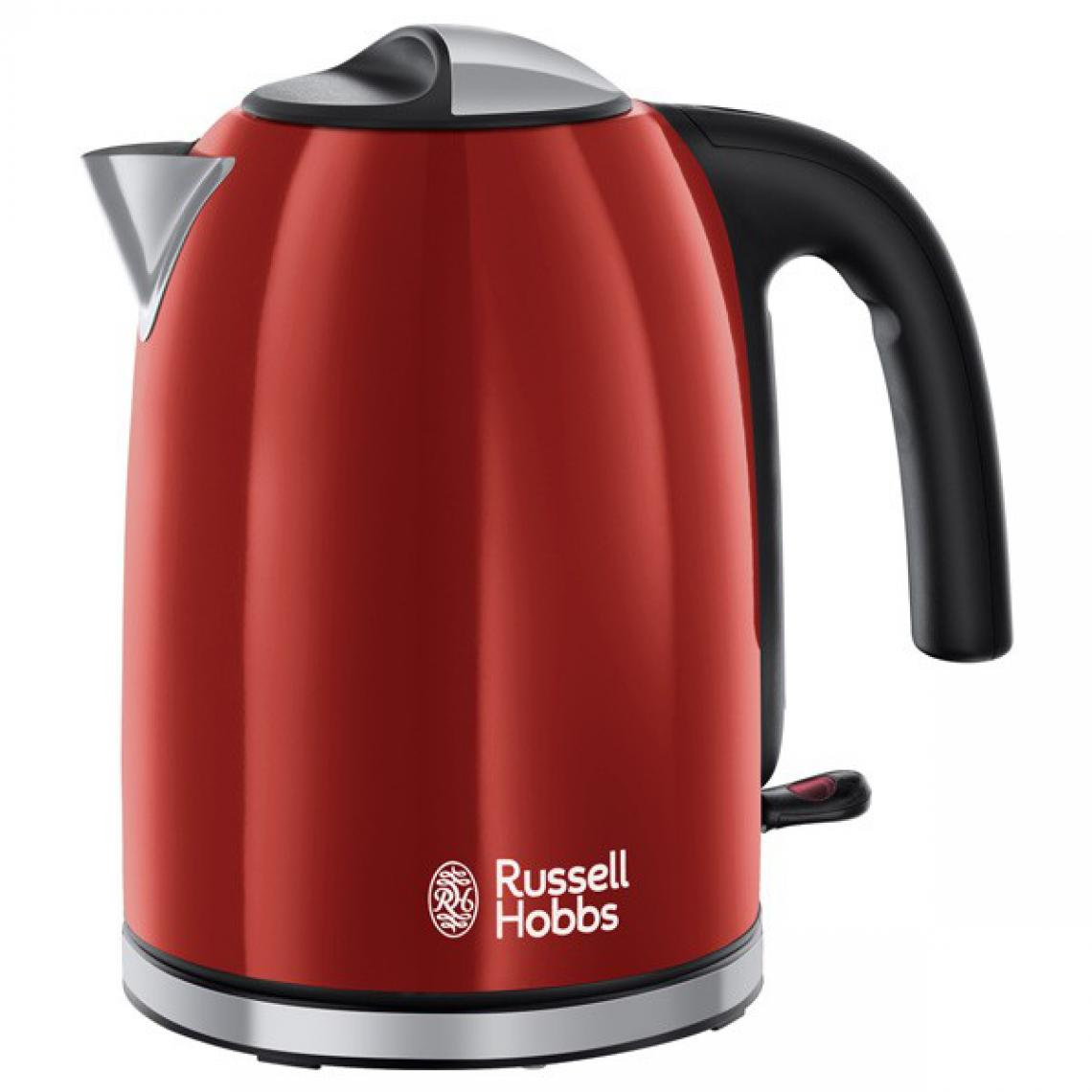 Russell Hobbs Bouilloire Russell Hobbs 222222 2400W 1,7 L Rouge Acier inoxydable (1,7 L)