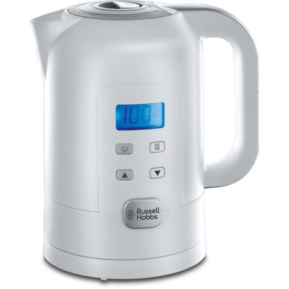 Russell Hobbs RUSSELL HOBBS 21150-70 - Bouilloire Precision Control - 1,7 L - 2200 W