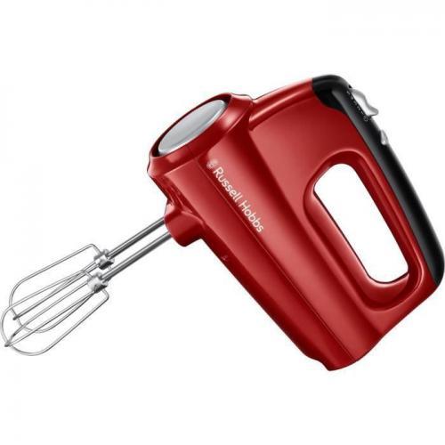 Mixe Russell Hobbs Mixeur Plongeant Multifonction 3en1 500ml Compatible Lave Vaisselle Noir 24702-56 Matte Black Fouette Hache M/élange