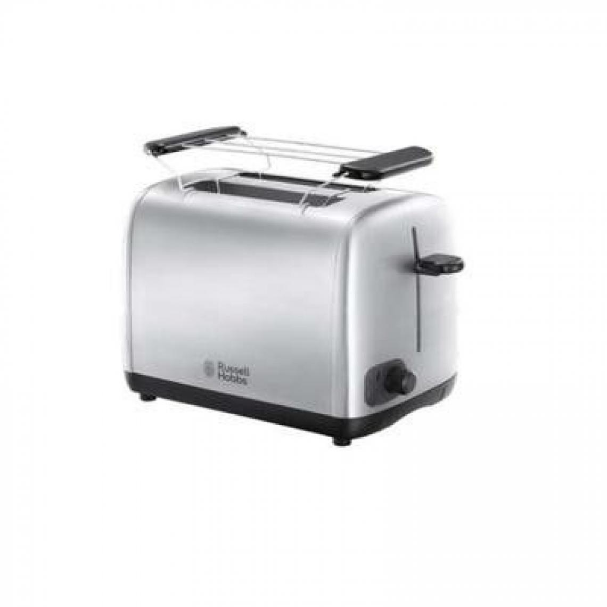 Russell Hobbs Toaster Adventure - 24080-56 - Acier inox brossé