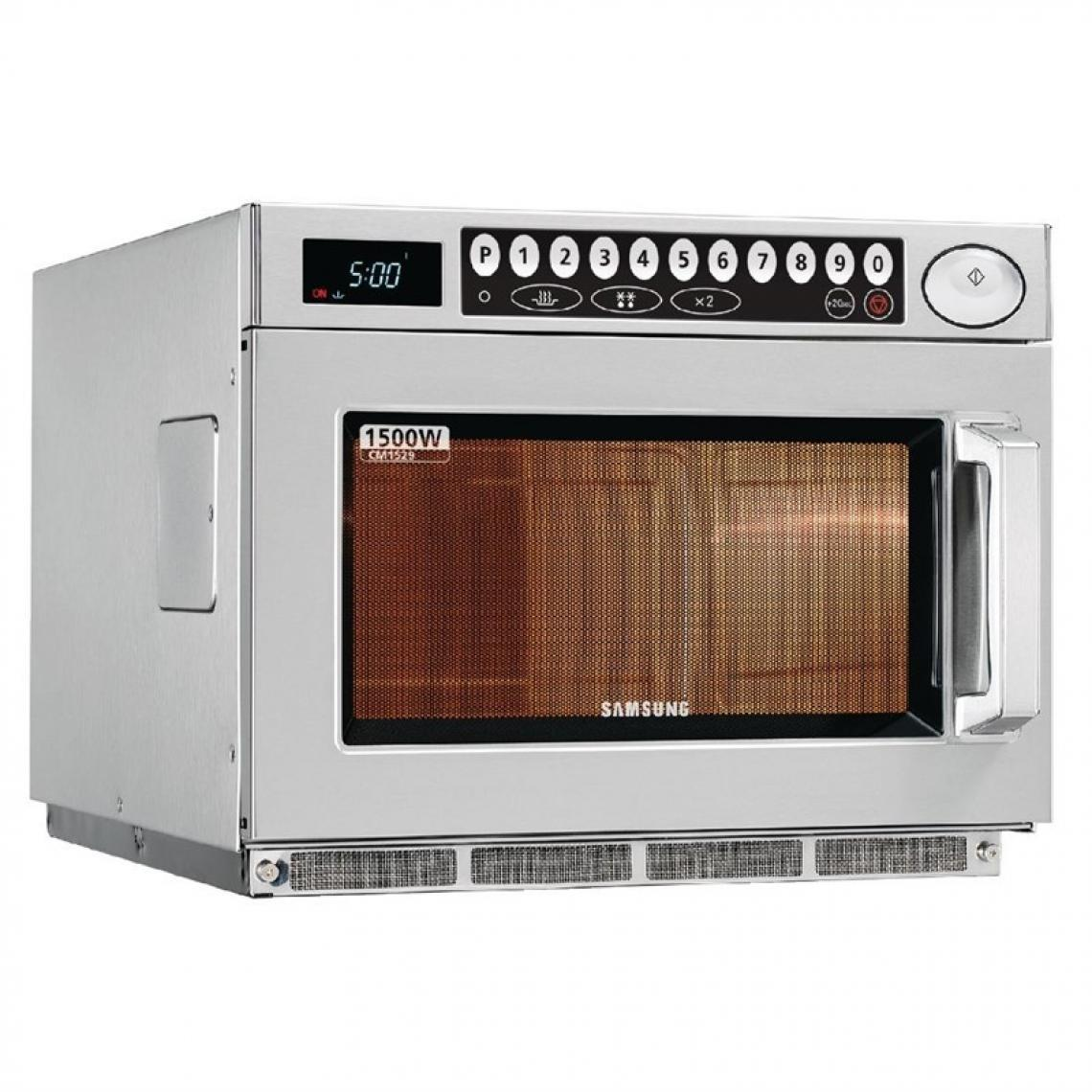 Samsung Micro-Ondes Professionnel Programmable 26 Litres - 1,5 kW - Samsung - 2600 cl