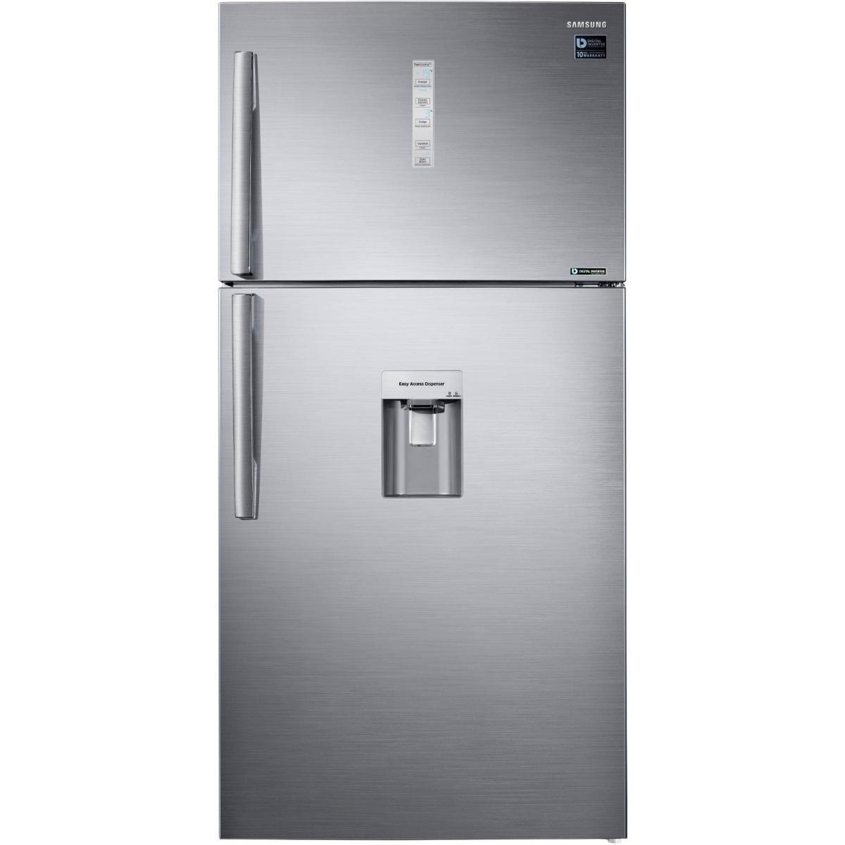 Samsung Réfrigérateur 2 portes 583L Froid Ventilé SAMSUNG 84cm A+, RT 58 K 7100 S 9