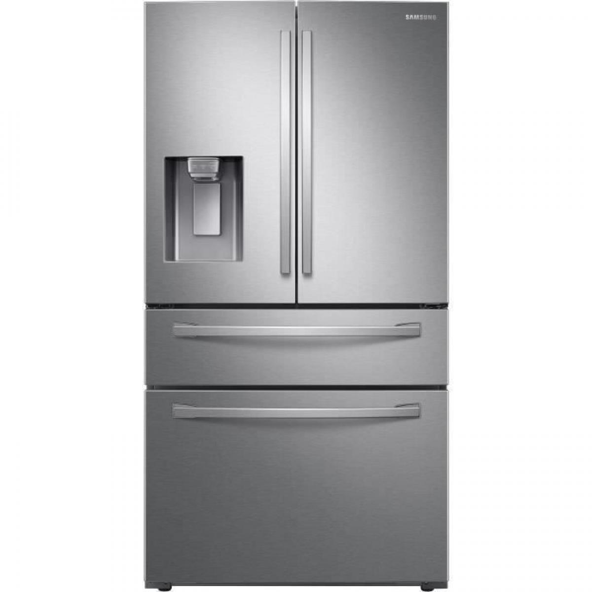 Samsung Réfrigérateur américain 510L Froid Ventilé SAMSUNG 90.8cm F, RF24R7201SREF