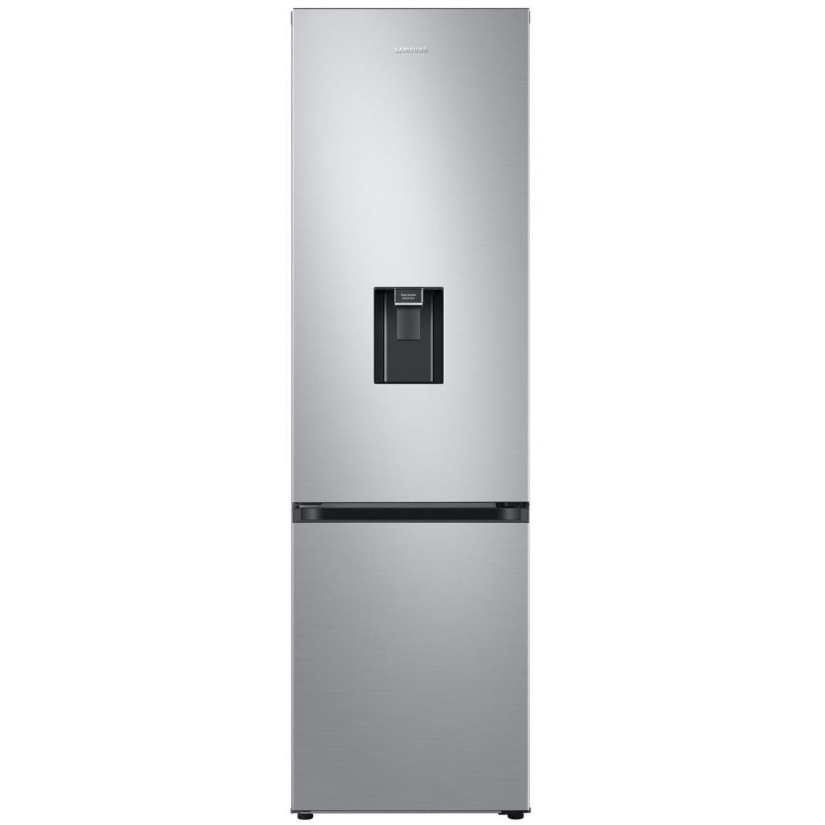Samsung Réfrigérateur combiné 376L Froid Ventilé SAMSUNG 59.5cm A++, RB 3 ET 632 ESA