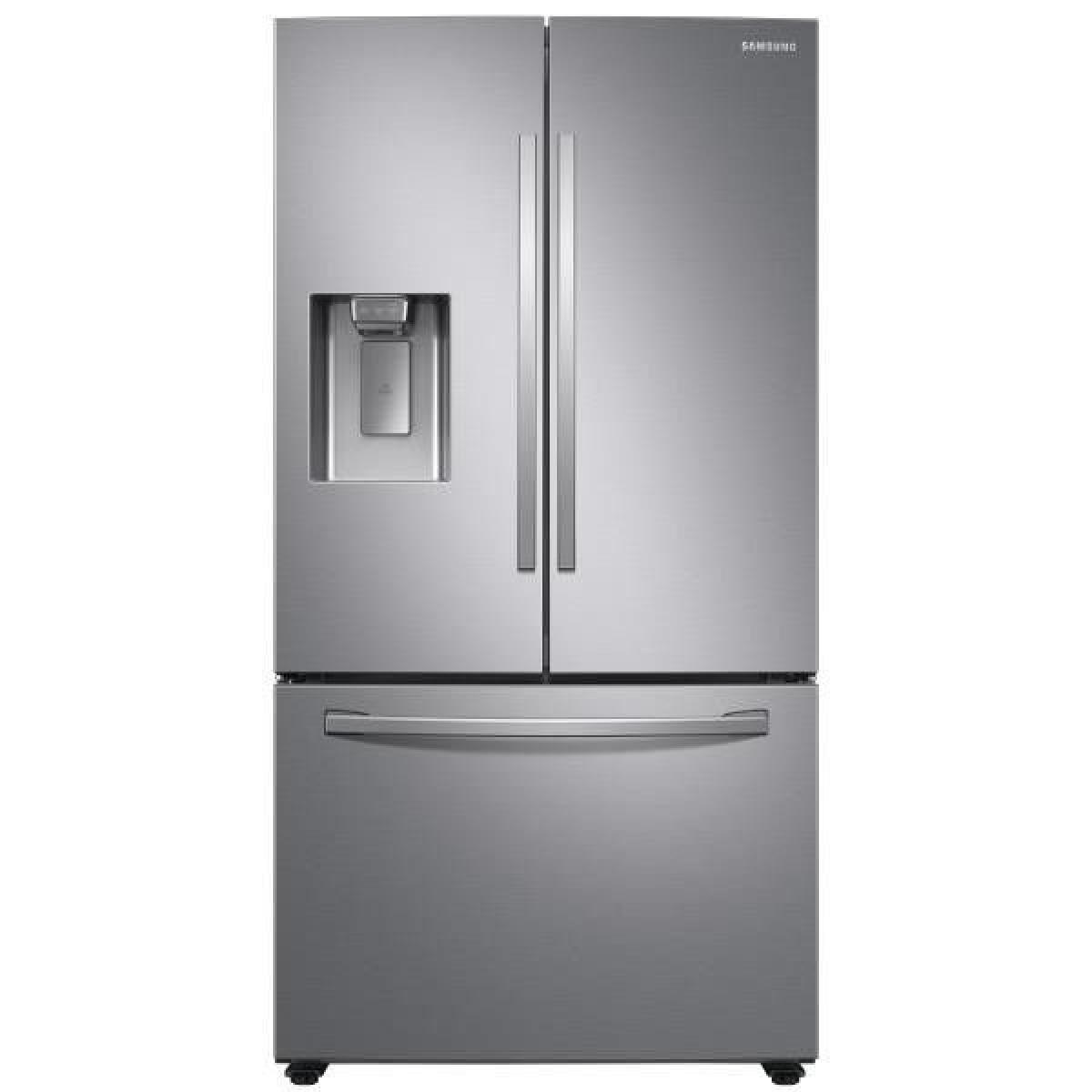 Samsung Réfrigérateur multi-portes 539L Froid Ventilé SAMSUNG 91cm A+, RF54T62E3S9