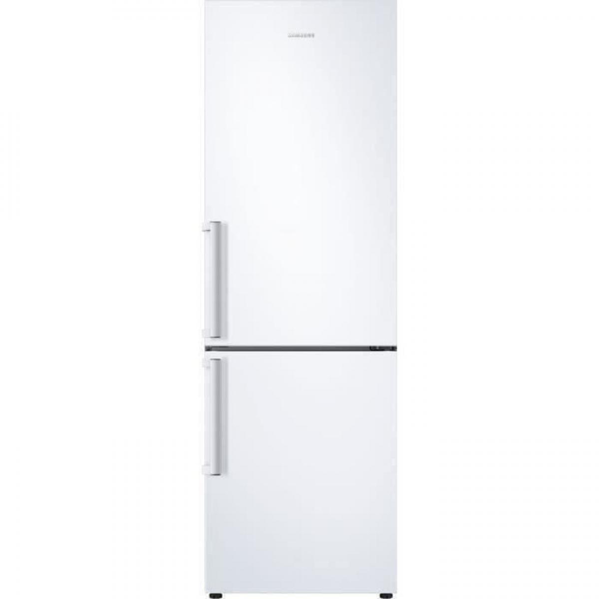 Samsung SAMSUNG RL34T620DWW - Réfrigérateur combiné - 340L (228L + 112L) - Froid Ventilé - A++ - L59,5cm x H185.3cm - Blanc - P