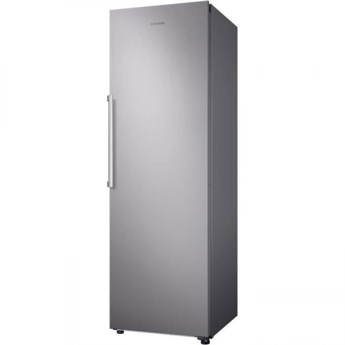 Samsung Samsung Rr39m7000sa - Refrigerateur 1 Porte - 385 L - Froid Ventile Integral - A+ - L 59,5 X H 185,5 Cm - Inox