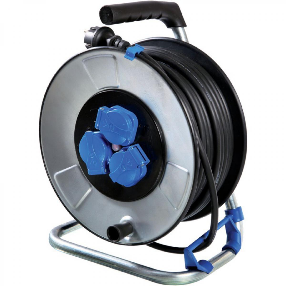 Schwabe Enrouleur de cable 50 m H07RN-F 3 G 1,5