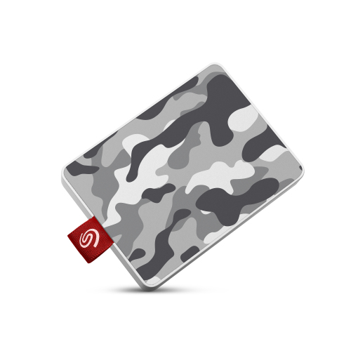 Seagate - One Touch SSD 500Go Grey One Touch SSD 500Go Camo-Grey RTL - Disque SSD Seagate