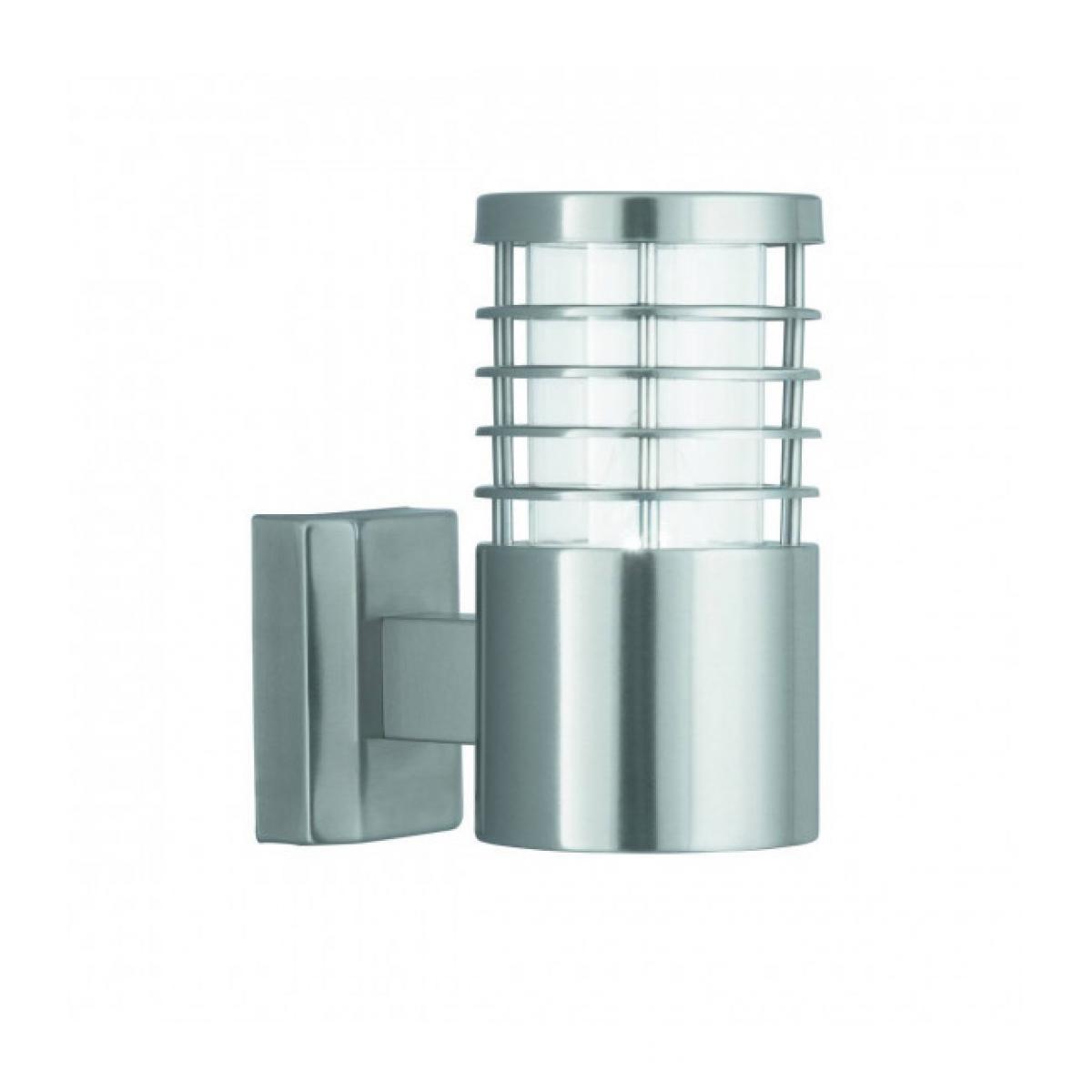 Searchlight Applique Outdoor Lights 20 cm, en acier inoxydable et polycarbonate