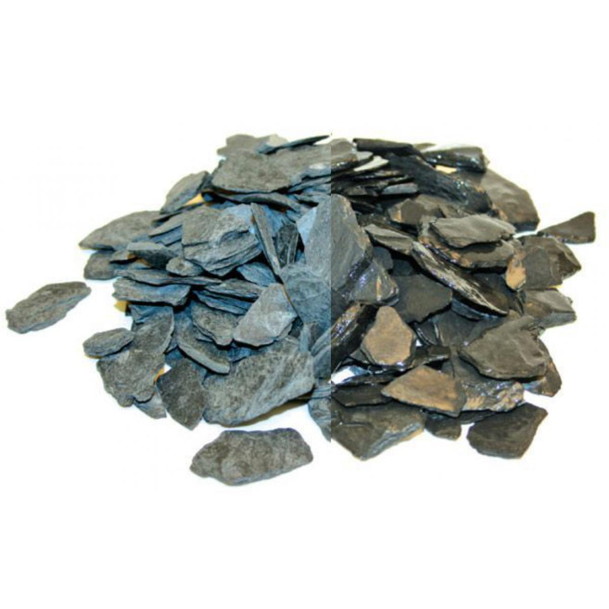 Secret Vert Paillis d'ardoises bleu noir 3 x 13 litres