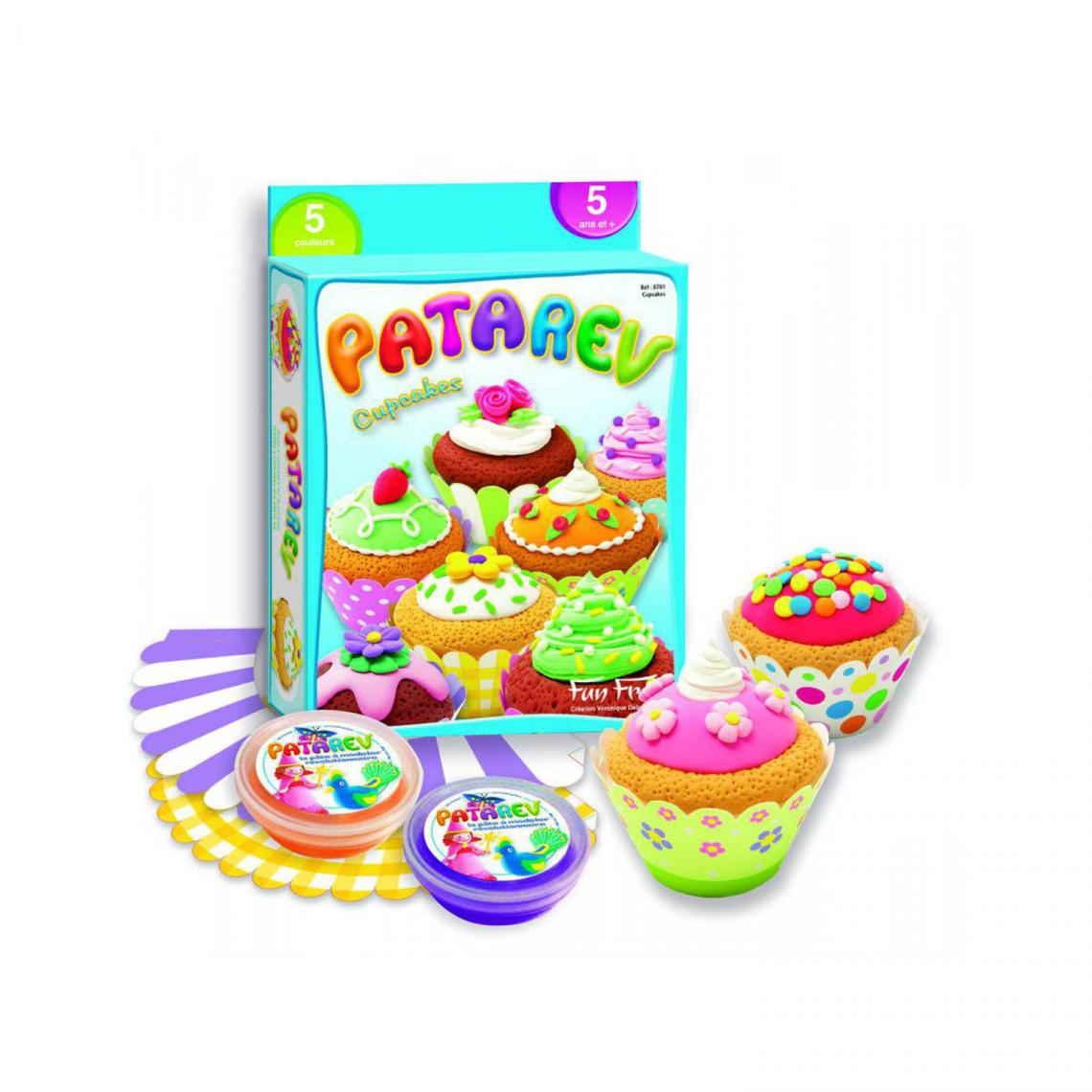SentoSphere Patarev Cupcakes