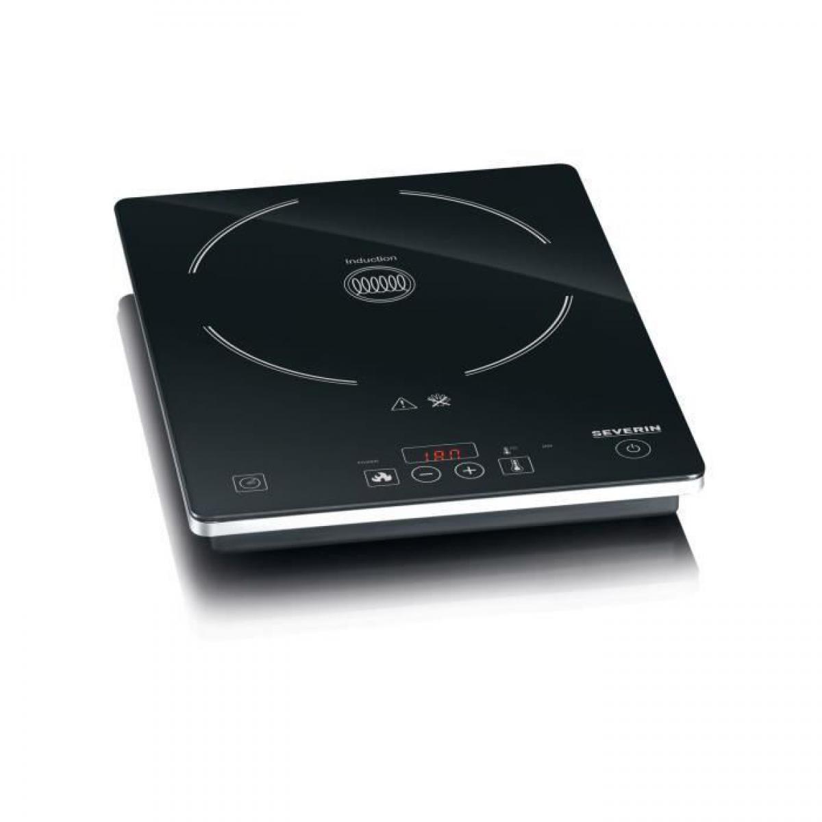 Severin SEVERIN KP1071 Plaque de cuisson posable a induction - Noir