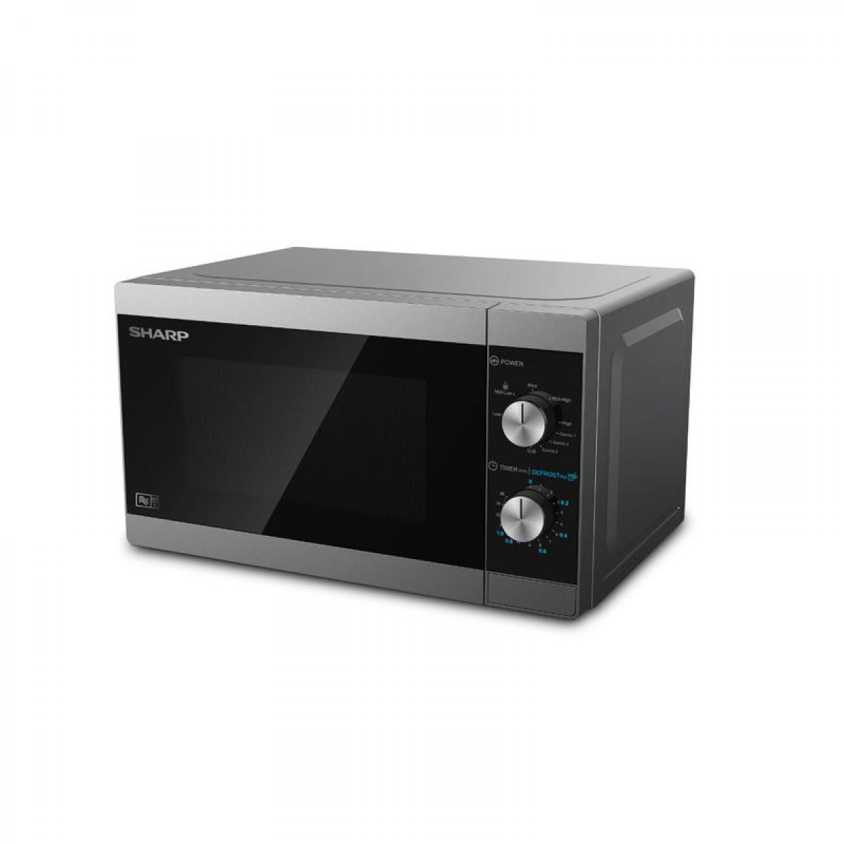 Sharp Four micro-ondes gril SHARP YC-MG01E-S