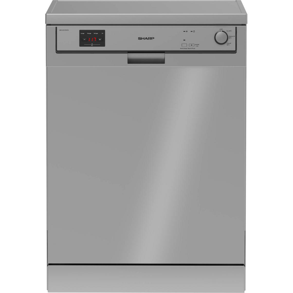Sharp Lave-vaisselle pose libre SHARP 13 Couverts 59.8cm, QWHX12F47ES