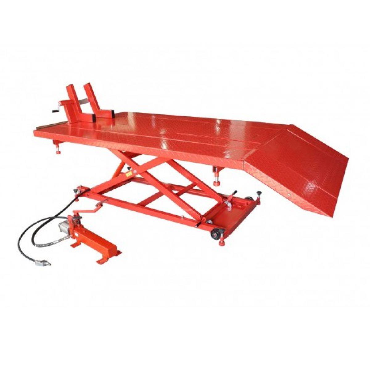 Sideris Sidéris - Table de levage moto-quad extra-large 680Kg