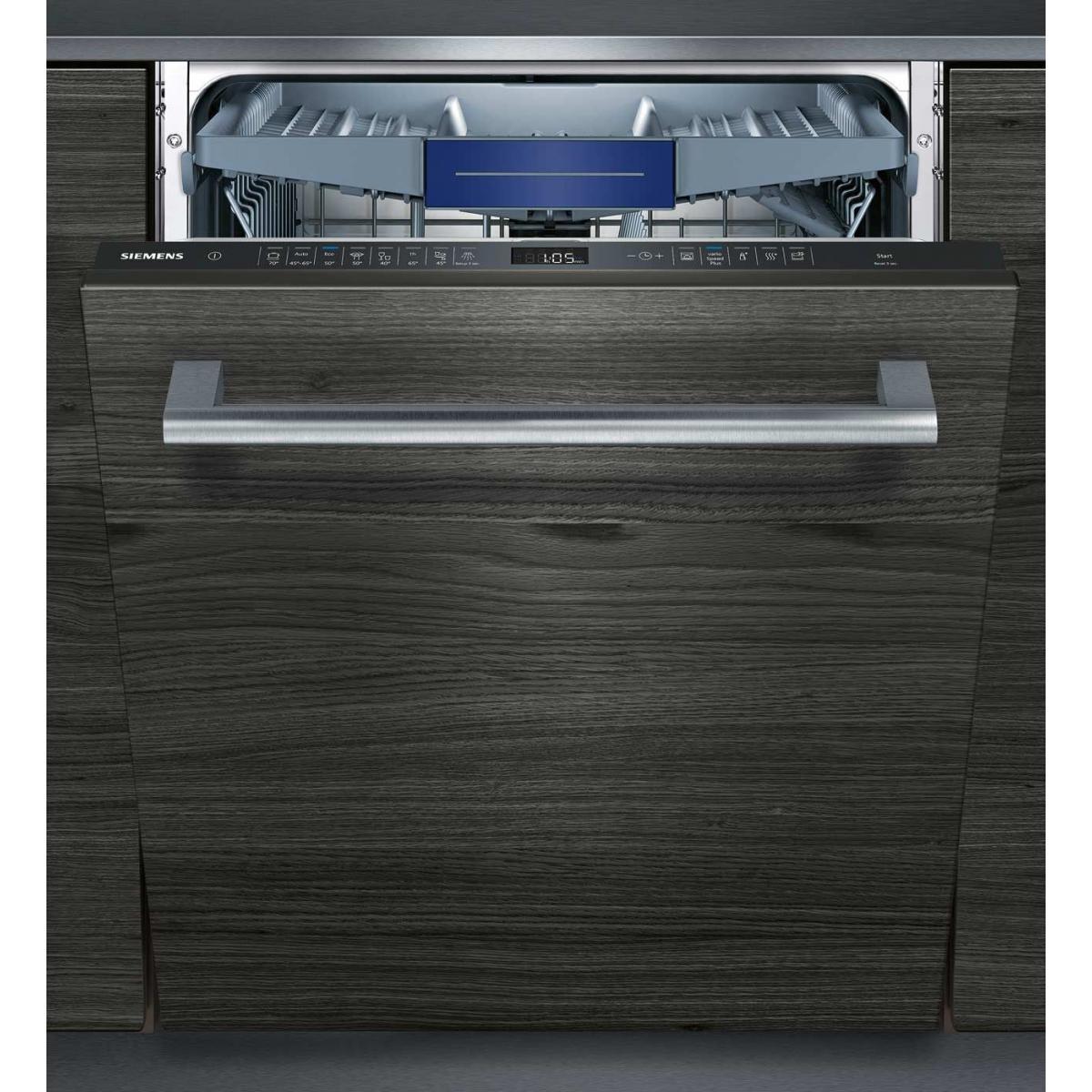 Siemens iQ500 Lave-vaisselle Tout intégrable