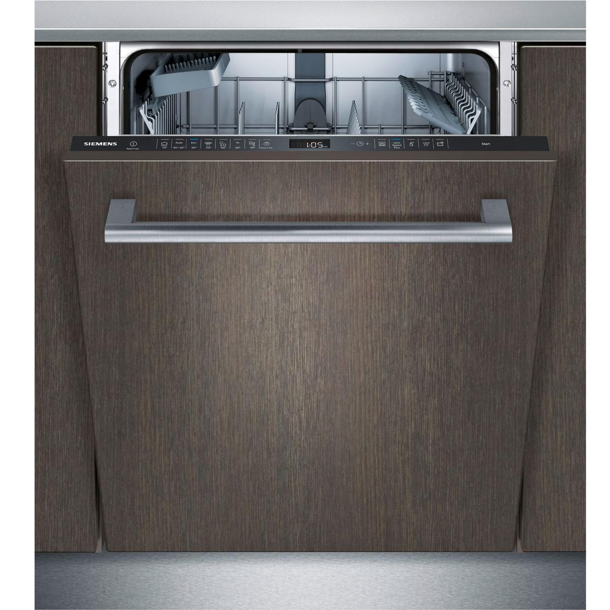 Siemens Lave-linge intégrable SIEMENS, SN658X03JE
