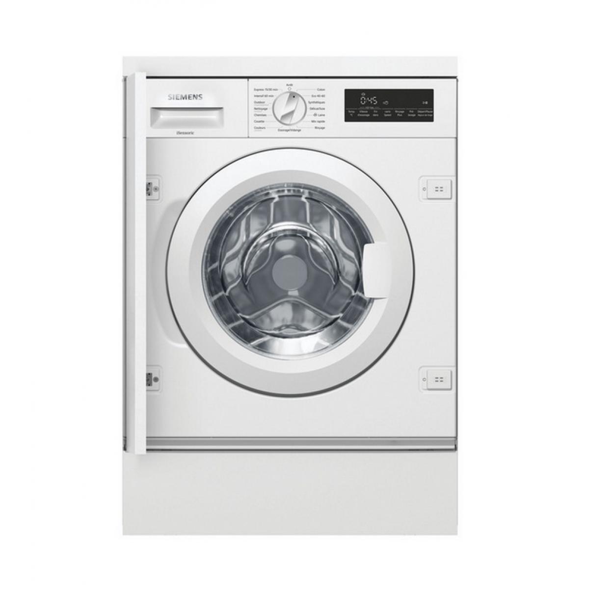 Siemens Lave-linge intégrable SIEMENS, WI14W548FF