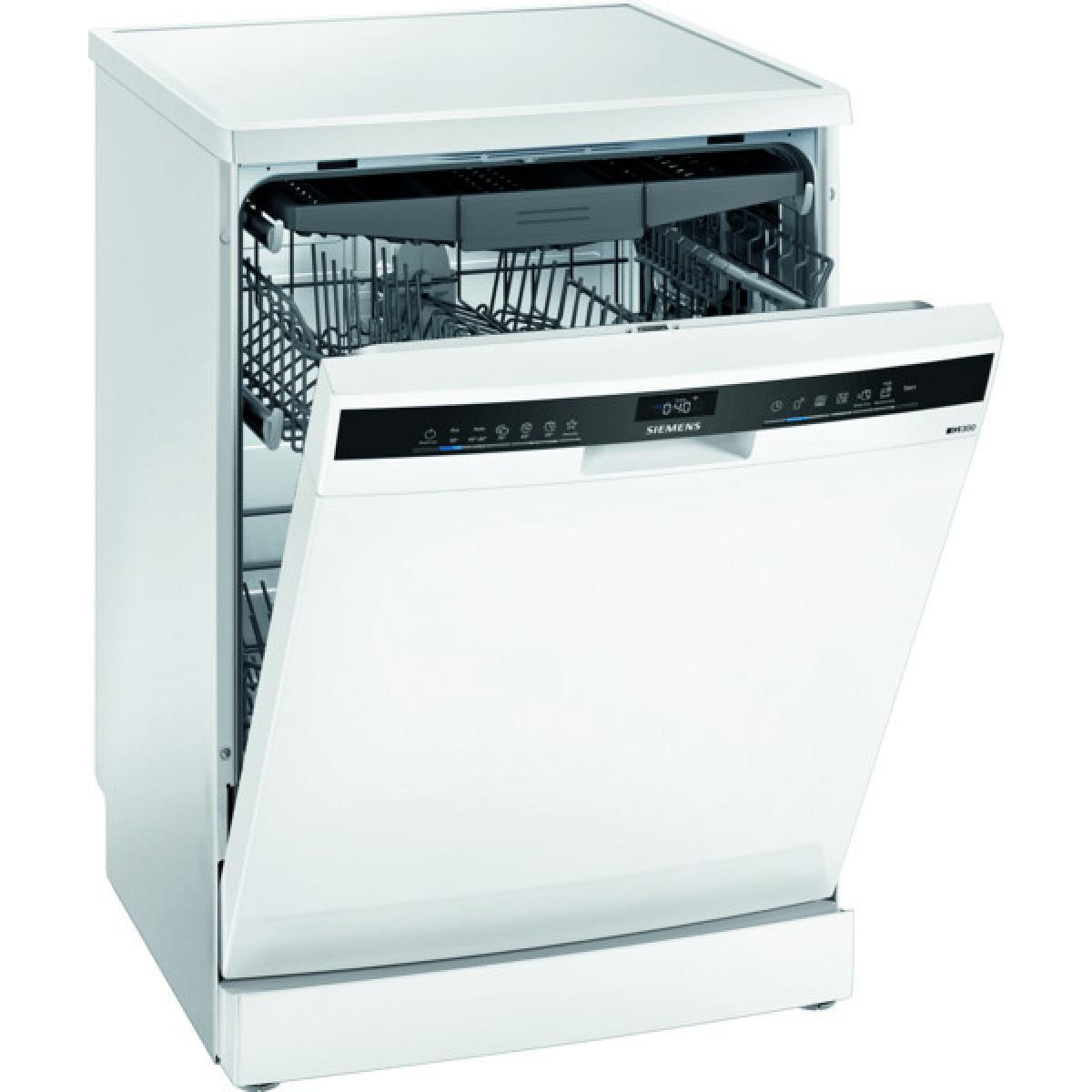 Siemens Lave-vaisselle pose libre SIEMENS 13 Couverts 60cm, SN23HW36VE