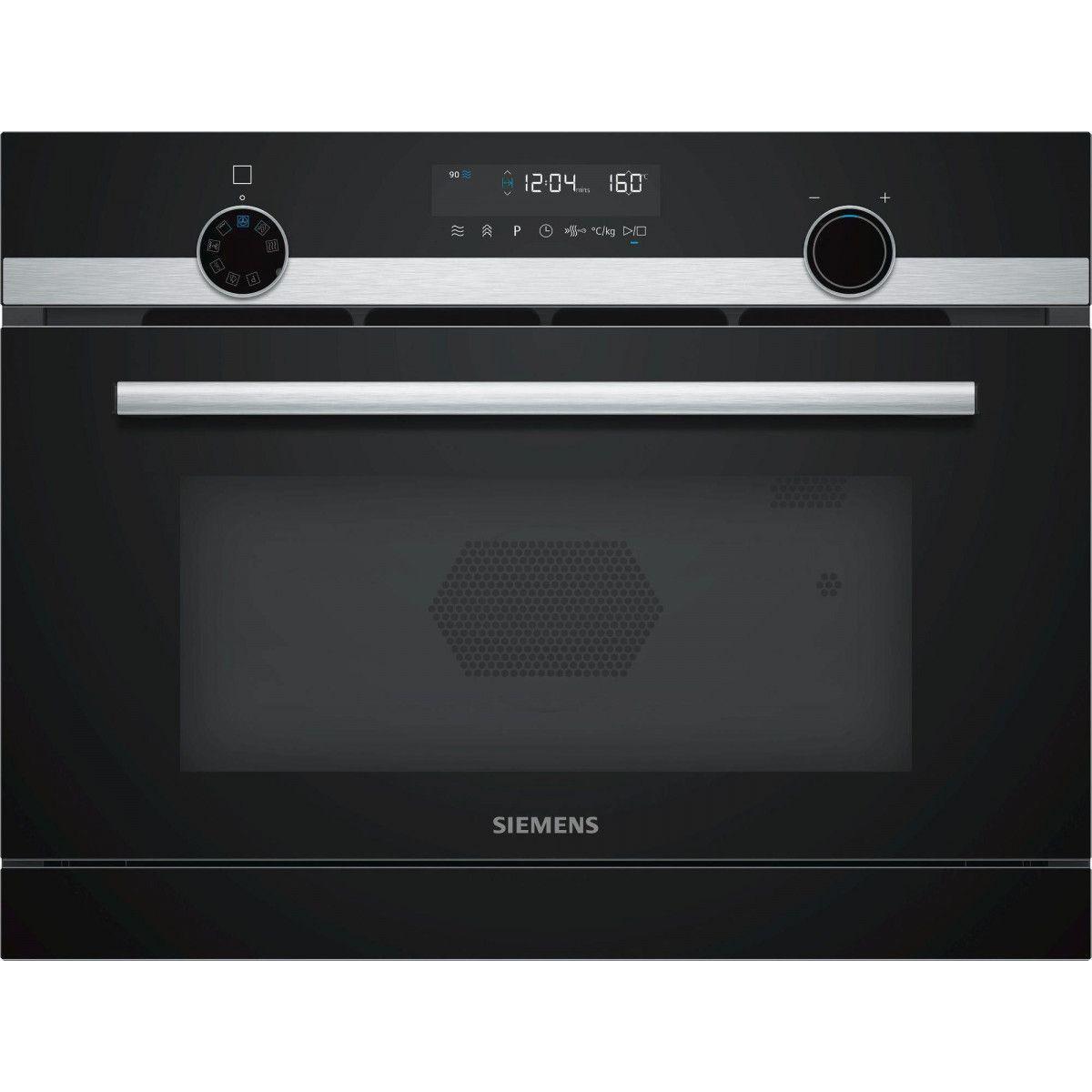 Siemens Micro-ondes Encastrable 36l Siemens 1000w 56cm, Cp 565 Ags 0