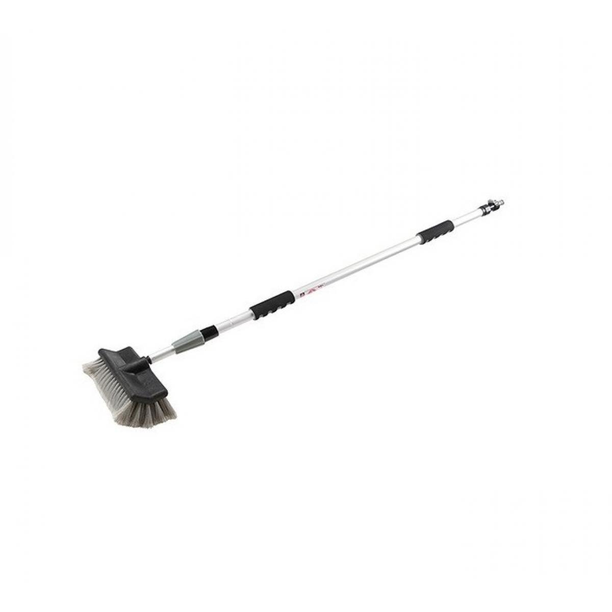 Silverline Silverline - Brosse de nettoyage télescopique 1,32 - 2,14 m