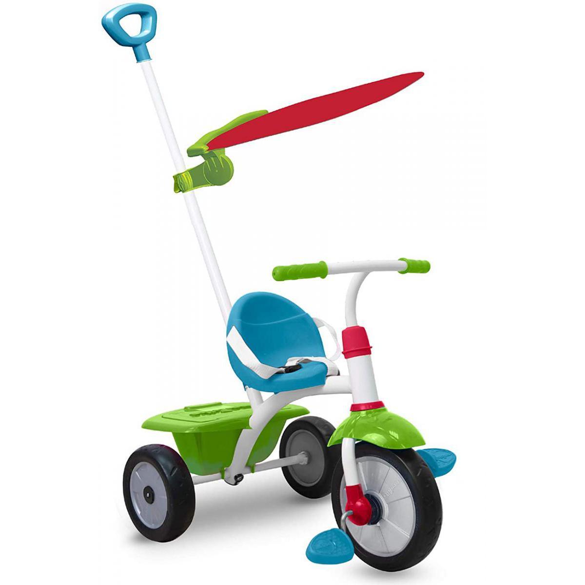 Smart Trike SmarTrike Tricycle Fun Plus bleu vert rouge rose