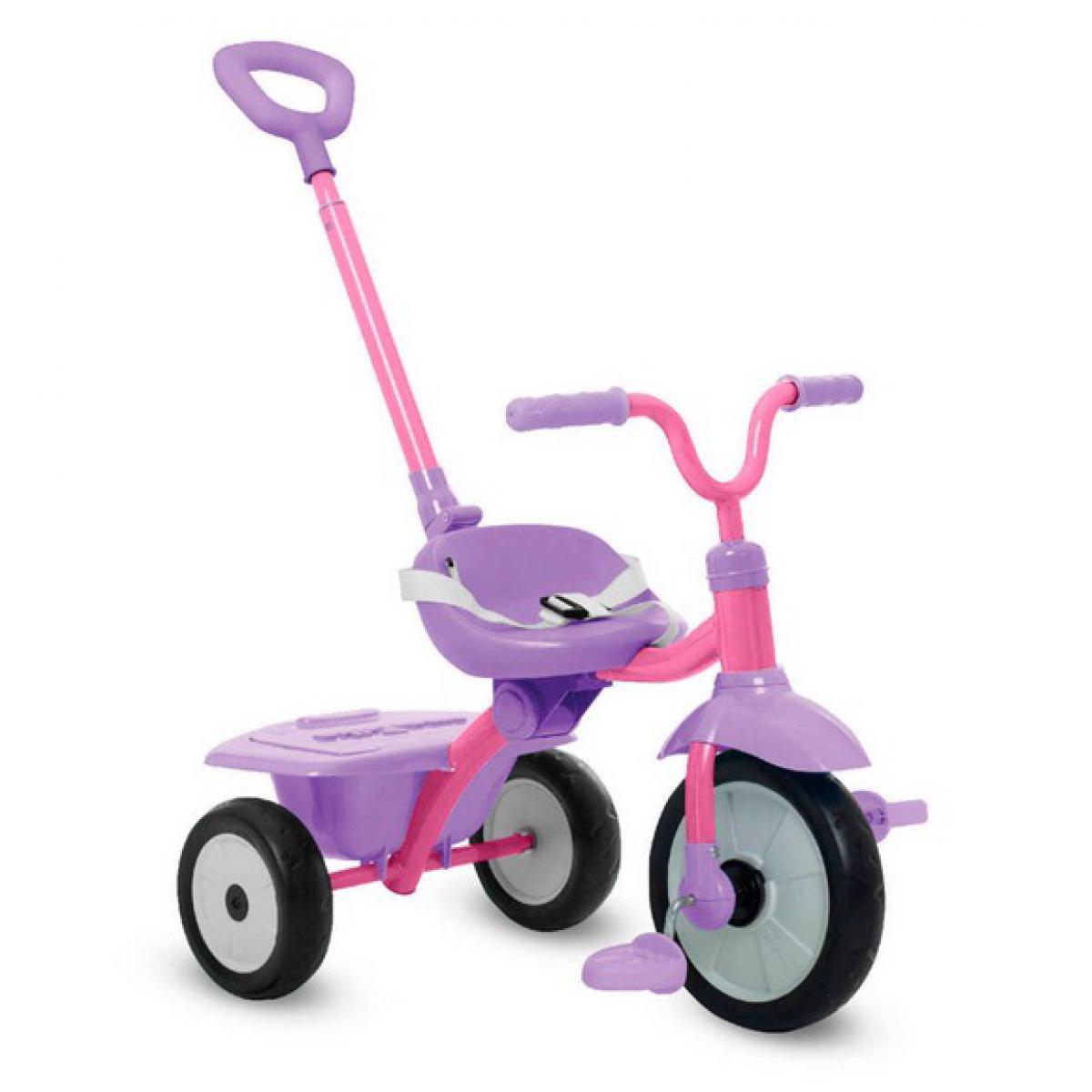 Smart Trike Smartrike Tricycle Pliable Folding Fun Rose
