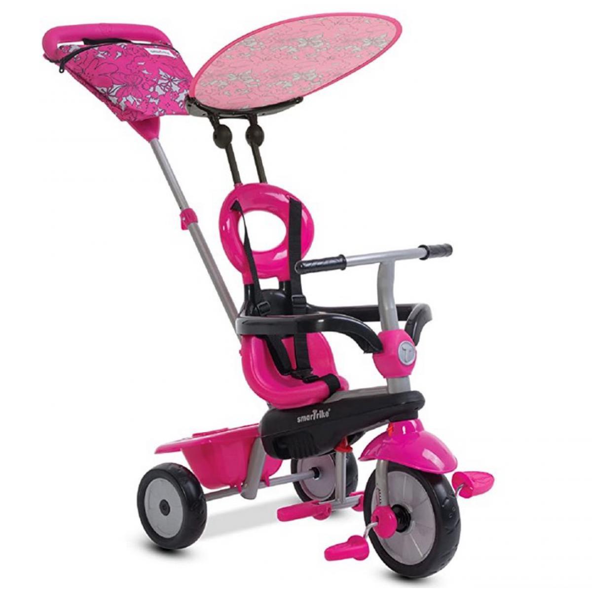 Smart Trike SmarTrike Tricycle Vanilla Rose
