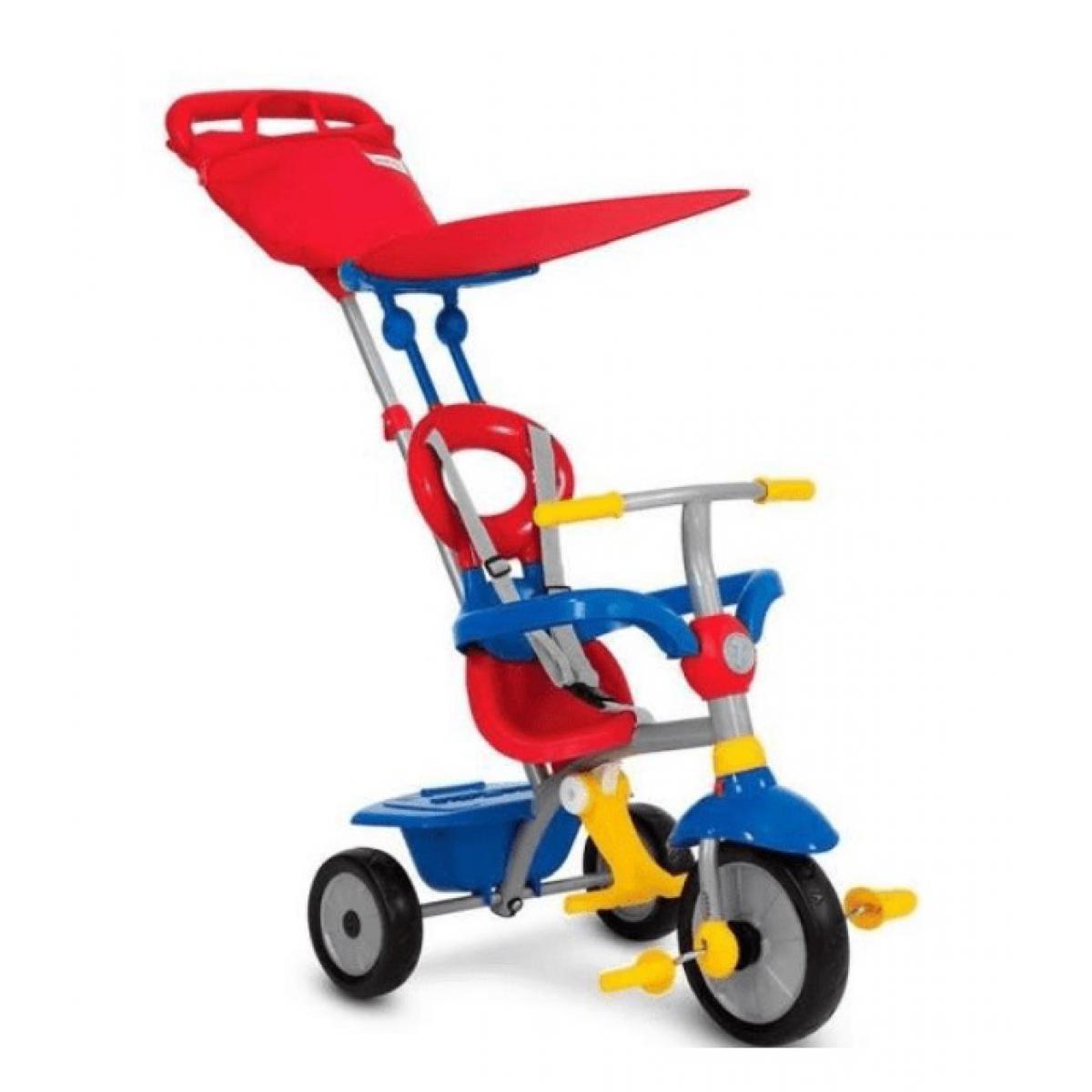 Smart Trike SmarTrike Tricycle Zip Plus Rouge Bleu