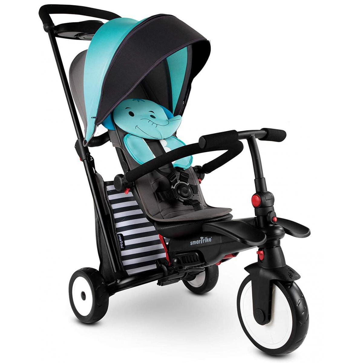 Smart Trike Smartrike Trike Evolutif Pliable STR5 noir/turquoise