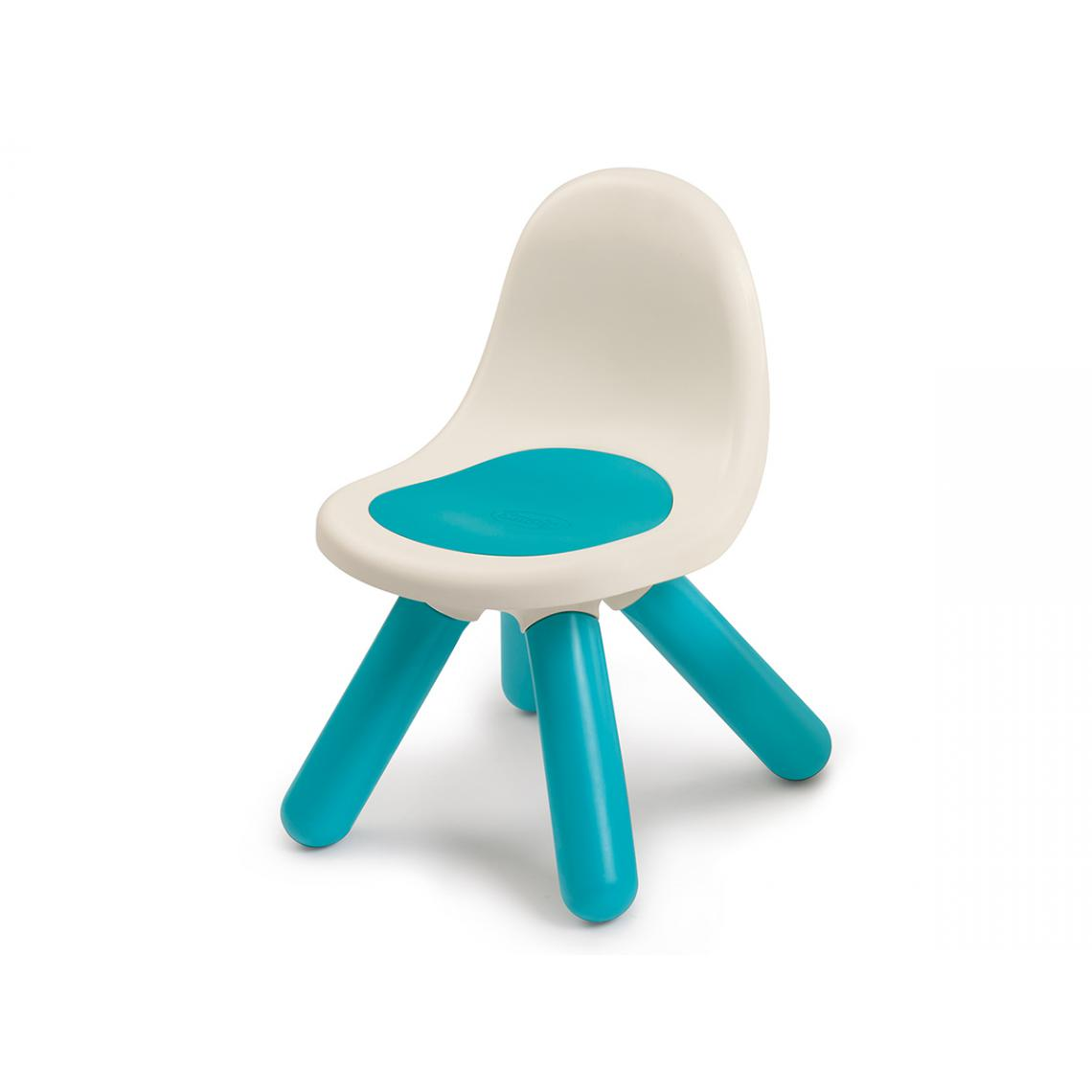 Smoby Chaise Kid bleue