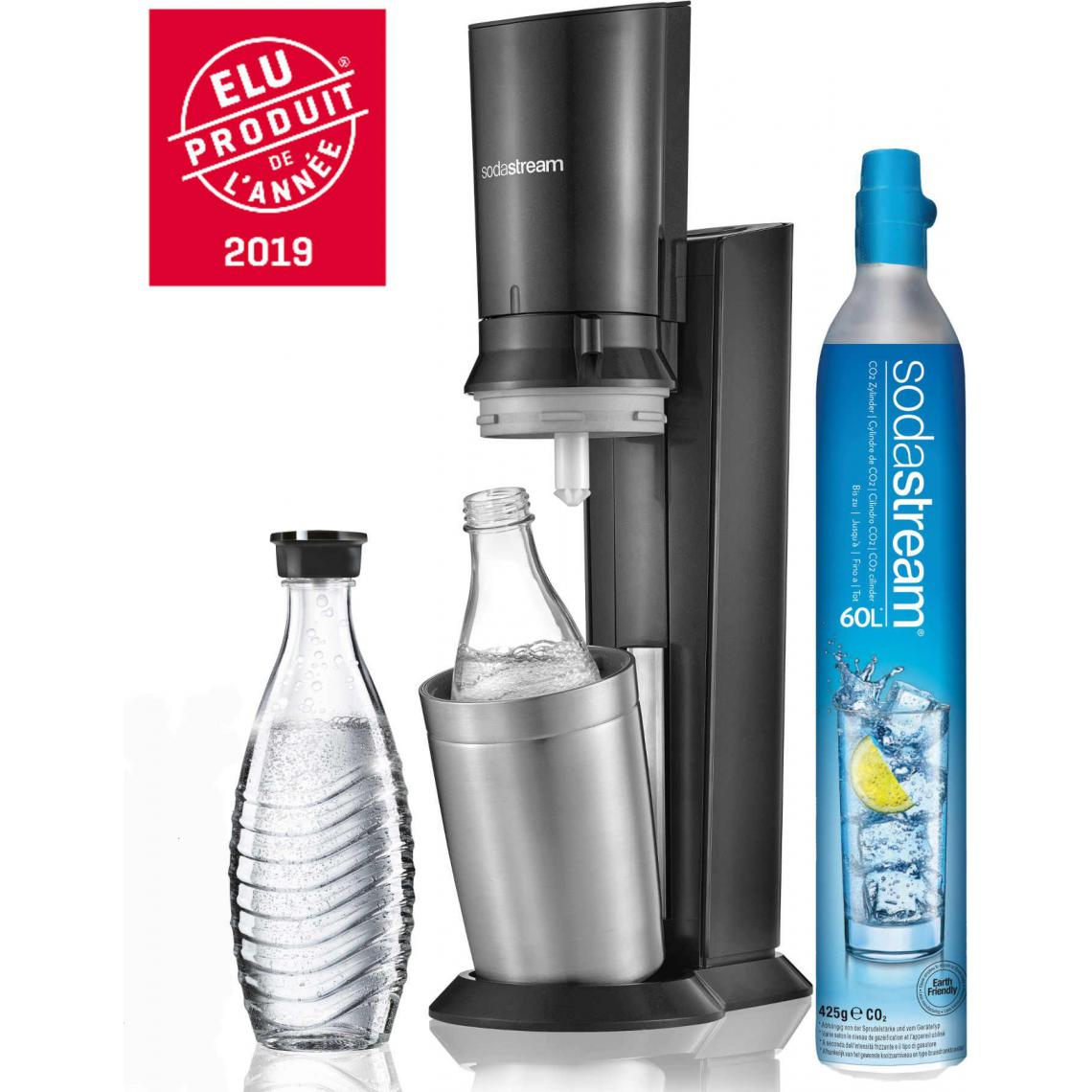 Sodastream sodastream - crystalnp