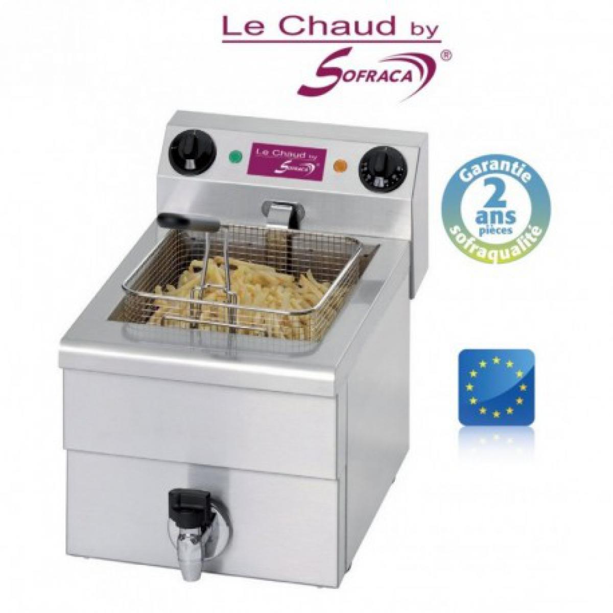 Sofraca Friteuse électrique de table - 10 Litres - Sofraca -