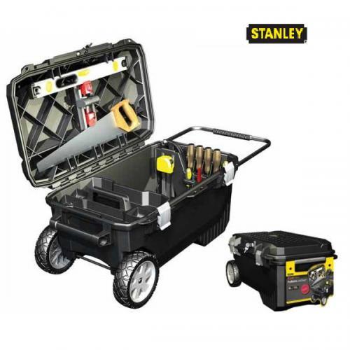 stanley coffre de chantier pro et etanche tout terrain 113l 1 94 850