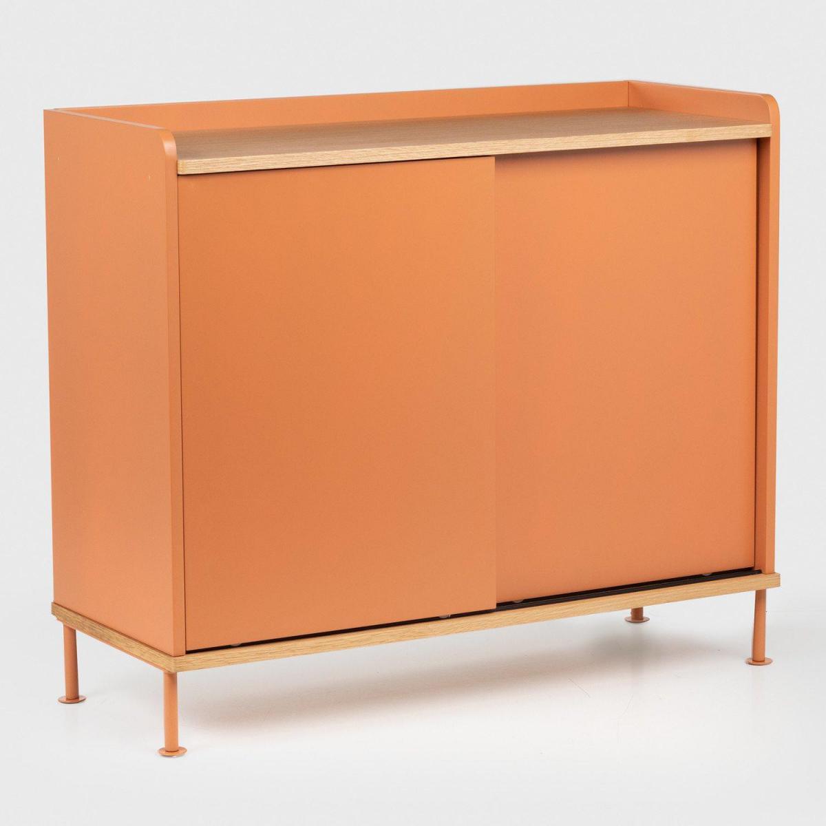 Stylez Buffet couleur mat orange