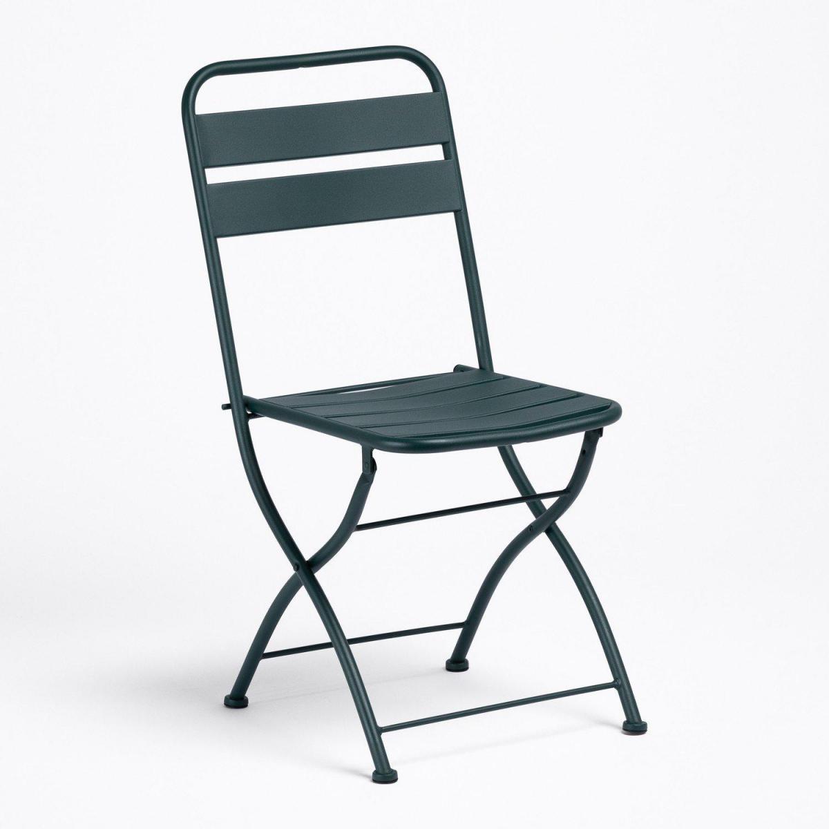 Stylez Chaise pliante strong ext verte