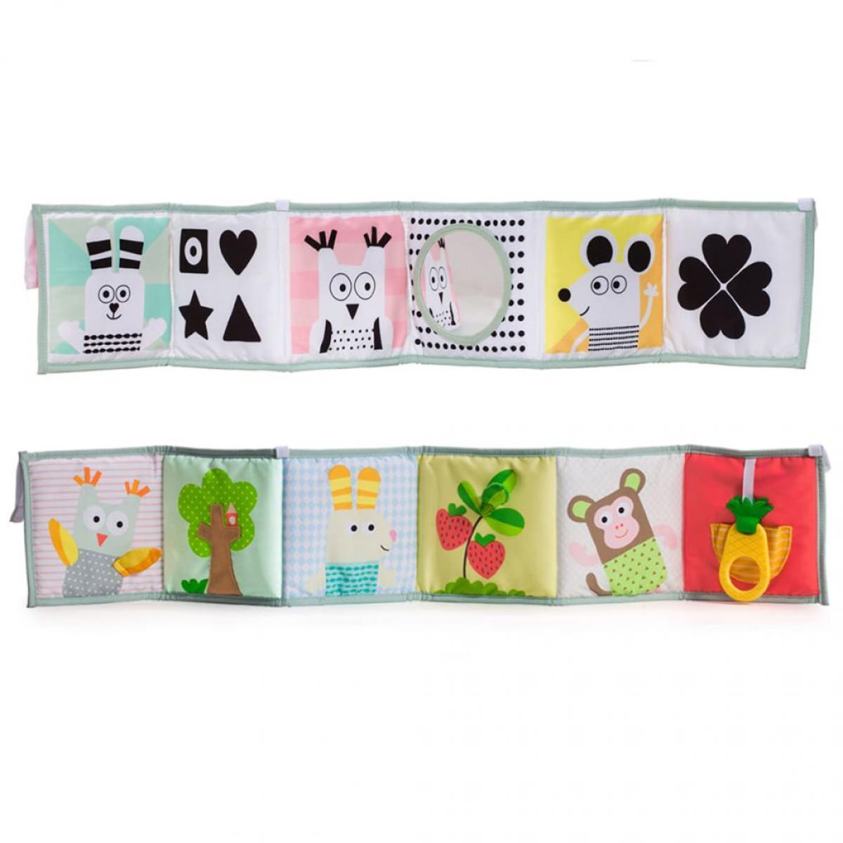Taf Toys Taf Toys Livre à clips pour landau 12025