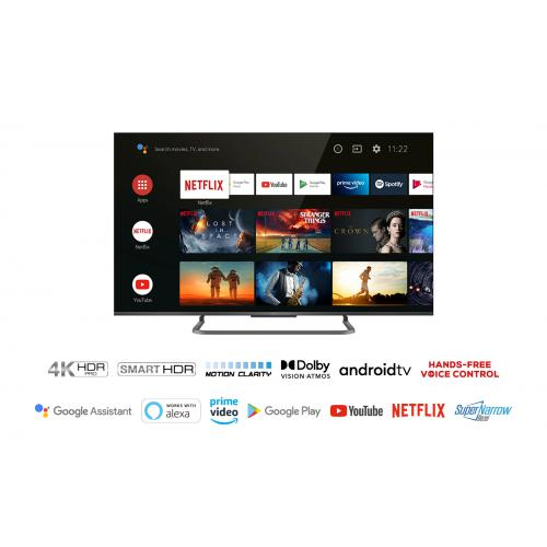 TCL - TCL TV LED 65P818 Android TV - TCL