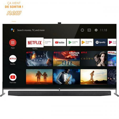 TCL - TCL TV QLED 75X915 Android TV - TCL