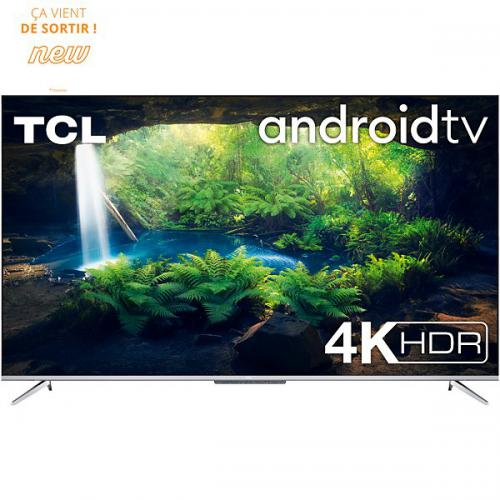TCL - TV LED 55P718 Android TV - TCL